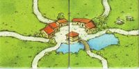 Board Game: Carcassonne: The School