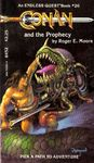 RPG Item: Book 20: Conan and the Prophecy
