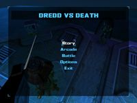 Video Game: Judge Dredd: Dredd Vs. Death