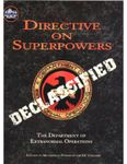 RPG Item: Directive on Superpowers