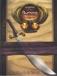 RPG Item: Legend of the Burning Sands
