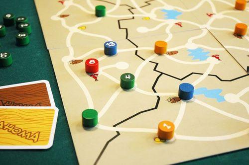 Board Game: Metropolys