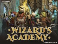 Board Game: Wizard's Academy