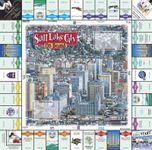 Board Game: Salt Lake City on Board