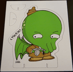 Board Game Accessory: Ca$h 'n Guns (second edition): Cthulhu Promo Character