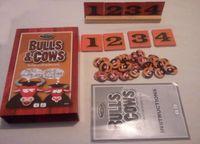 Board Game: Bulls & Cows