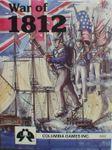 Board Game: War of 1812