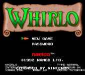 Video Game: Whirlo