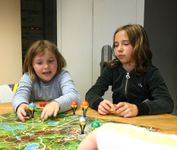 Board Game: Ballonrennen