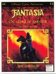 RPG Item: Fantasia Adventure F04: The Glory of Garador