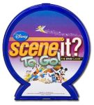 Board Game: Scene It? To Go!: Disney