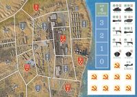 Board Game: Rattenkrieg: Assault on the Tracktor Factory