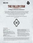 RPG Item: DDAL10-06: The Fallen Star