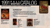 RPG Item: Memorabilia, Programs, Catalogs and Other Sundry RPG Related Material