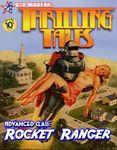 RPG Item: Advanced Class: Rocket Ranger