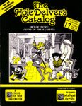RPG Item: The Hole Delver's Catalog