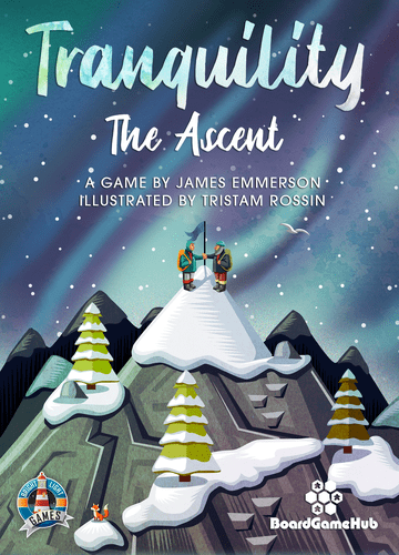 Board Game: Tranquility: The Ascent