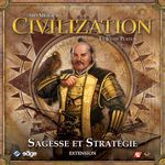 Board Game: Sid Meier's Civilization: The Board Game – Wisdom and Warfare