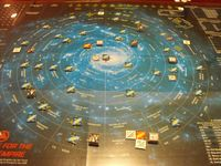 Board Game: Struggle for the Galactic Empire