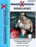 RPG Item: Renegades