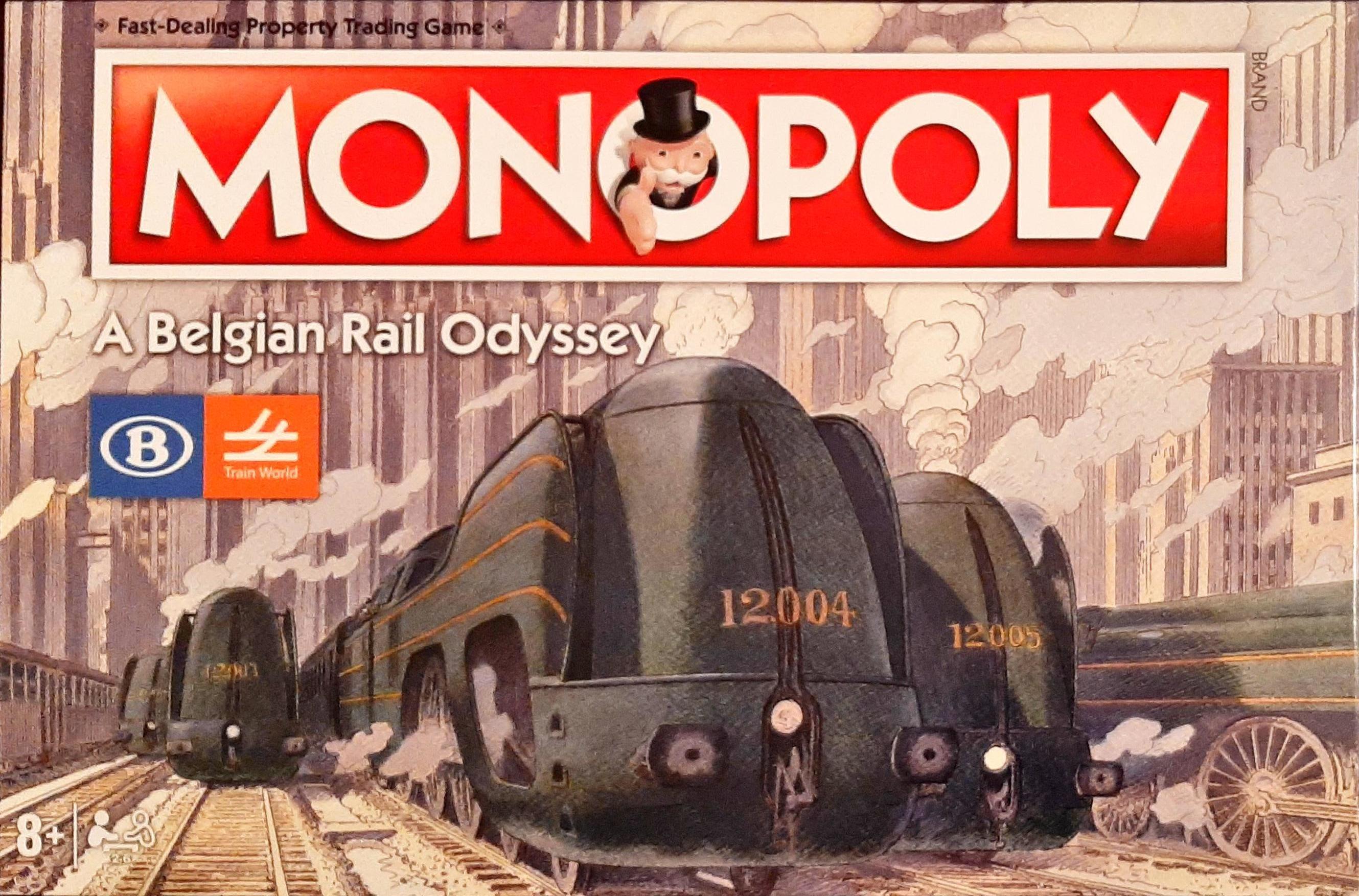 Monopoly: A Belgian Rail Odyssey