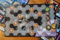 Board Game Accessory: Among the Stars: Double Sided Score Board