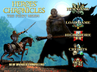 Video Game: Heroes Chronicles: The Fiery Moon