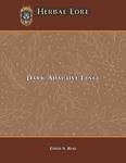 RPG Item: Herbal Lore: Dark Adaptive Fungi (Pathfinder)