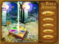 Video Game: The Rise of Atlantis