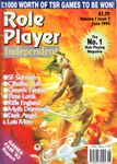 Issue: Roleplayer Independent (Volume 1, Issue 7 - Jun 1993)
