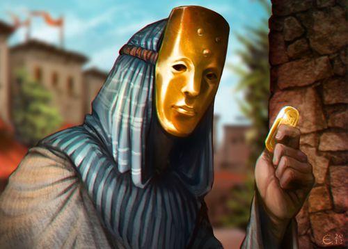 Board Game: Hegemony: Shadows of Power