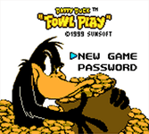 Video Game: Daffy Duck: Fowl Play