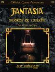 RPG Item: Fantasia Adventure F10: Swords of Twilight