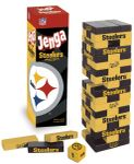 Board Game: Jenga: Pittsburgh Steelers Collector's Edition
