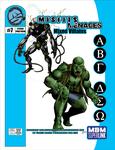 RPG Item: Misfits & Menaces: Mixed Villains