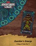 RPG Item: CCC-TAROT-02-02: Guardian's Scourge