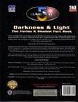 RPG Item: Darkness & Light: The Vorlon and Shadow Fact Book
