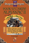 RPG Item: AC1011: Poor Wizard's Almanac II & Book of Facts