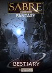 RPG Item: Sabre Second Edition Fantasy: Bestiary