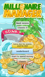 Video Game: Millionaire Manager