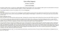 RPG Item: Curse of the Conqueror