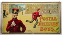 Board Game: Postal Delivery Boys