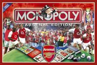 Board Game: Monopoly: Arsenal