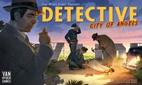 Board Game: Detective: City of Angels