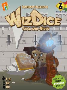 WizDice R&W Cover Artwork