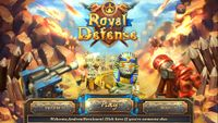 Video Game: Royal Defense