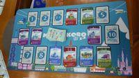Board Game Accessory: Machi Koro: Playmat