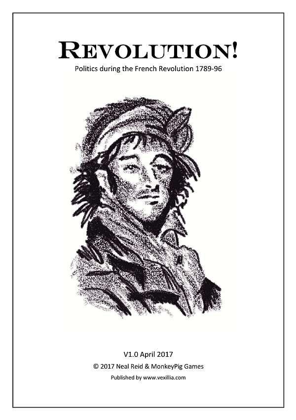 Revolution!  Politics during the French Revolution 1789-96