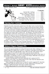 RPG Item: Army Ants Adventure Journal Issue #1