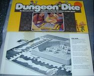 Board Game: Dungeon Dice